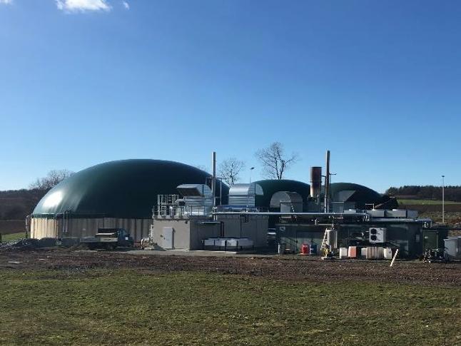 Объект № В 46. Биогаз. Инвестиционная программа по строительству и модернизации биогазовых установок в Германии. Одобрена и поддержана федеральными институтами ФРГ. Минимальный объём инвестиций: € 1,5 млн.